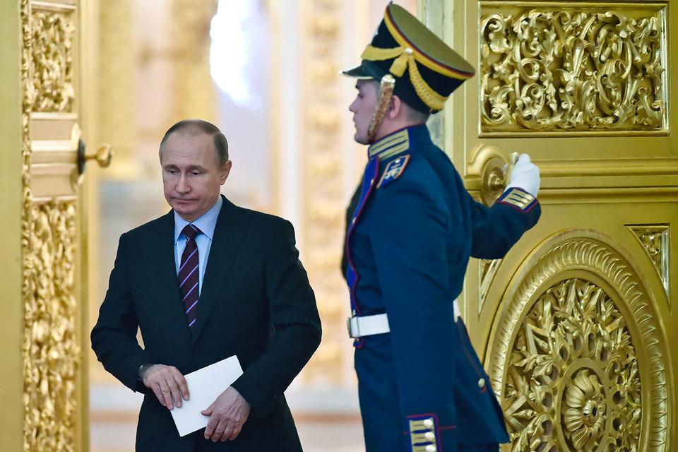 Владимир Путин должен представить избирателям свое видение того, какой будет Россия через пять-десять лет