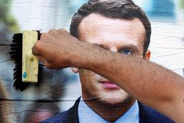 Ле Пен может получить неплохой процент и навязать Макрону хорошую борьбу