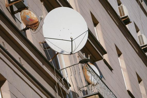 Интернет вместо антенны