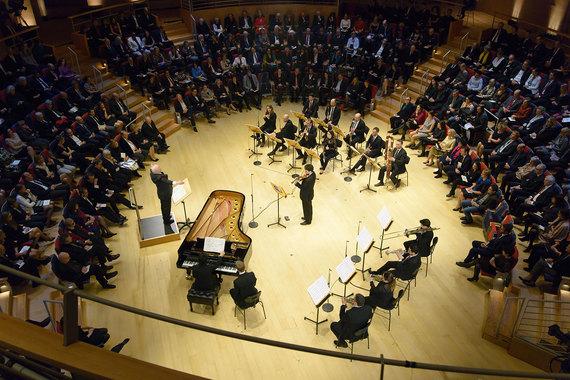 Зал Пьера Булеза стал новым музыкальным центром Берлина