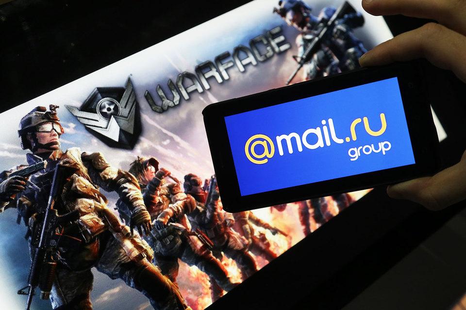 Mail.Ru Group инвестирует вигры 100 млн долларов