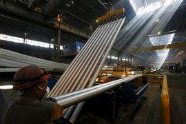 US Rusal помогает рост цен на алюминий в этом году