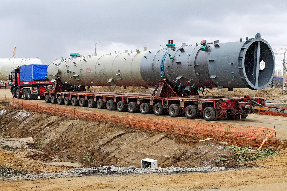 Сырьем для «Сибура» является попутный нефтяной газ