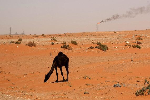 Saudi Aramco не хватает $500 млрд