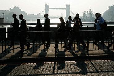 Британские банки ищут офисы в других странах ЕС, куда они будут переводить сотрудников