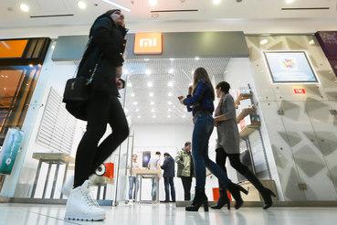 В российской рознице смартфоны Xiaomi появились только в июне 2016 г.