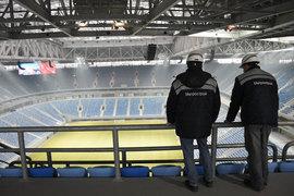 Комитет по строительству оштрафован за контракт на строительство стадиона
