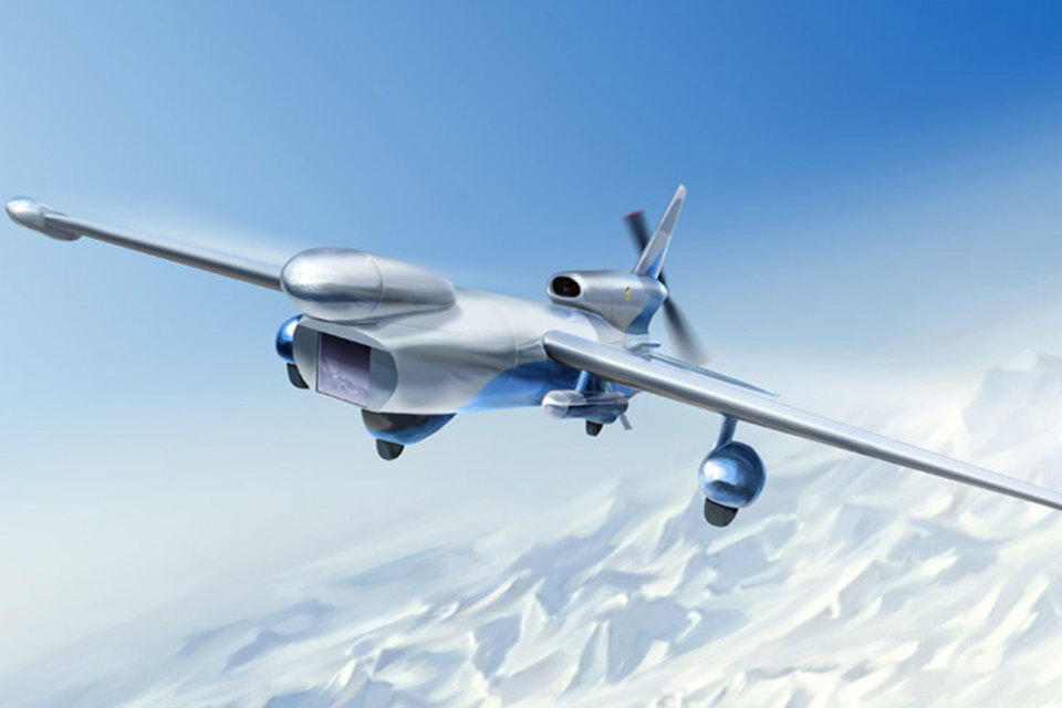 Разработчик военного беспилотного летательного аппарата (БЛА) – казанское ОКБ им. Симонова попросило правительство профинансировать гражданскую версию системы