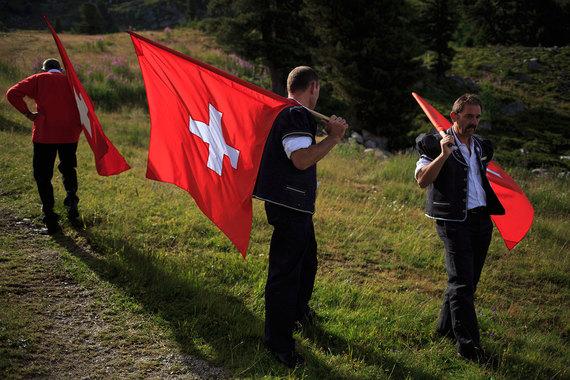В Швейцарии нашлась альтернатива надежным активам