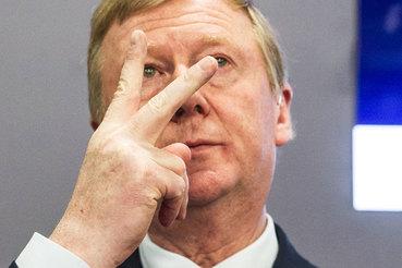 Председатель правления «Роснано» Анатолий Чубайс подсчитал прибыли компании