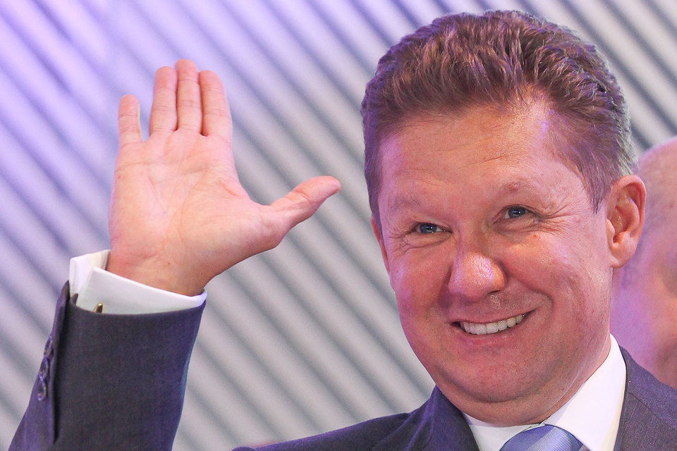 Прибыль «Газпрома» загод подросла на20%, до951 млрд руб.
