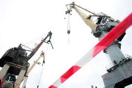 ФАС предписала аннулировать запрос цен на строительство нового комплекса «Северной верфи»