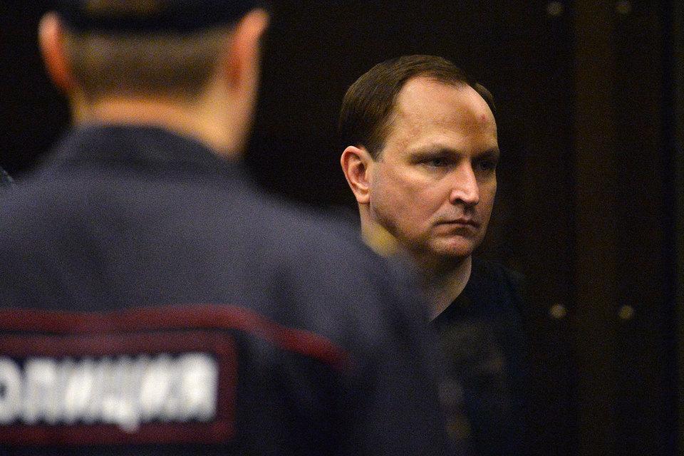Генерал МВД Сугробов осужден на 22 года