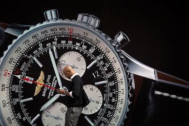 Часовую компанию Breitling покупает инвестфонд CVC