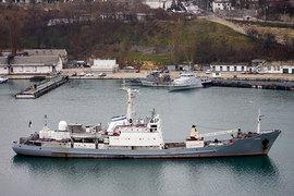 «Лиман» направлялся из Севастополя в Средиземное море для несения боевой службы в его восточной части