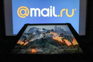 Mail.ru Group наращивает долю зарубежной выручки в сегменте игр