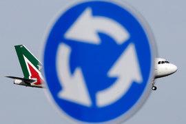 Alitalia с ее высокими расходами проигрывает на европейском рынке конкурентам
