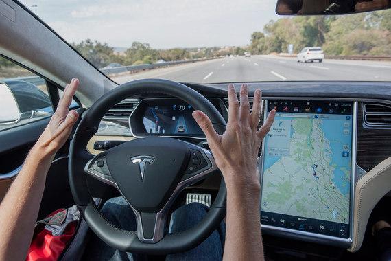 normal 1es4 Самоуправляемые автомобили на дорогах