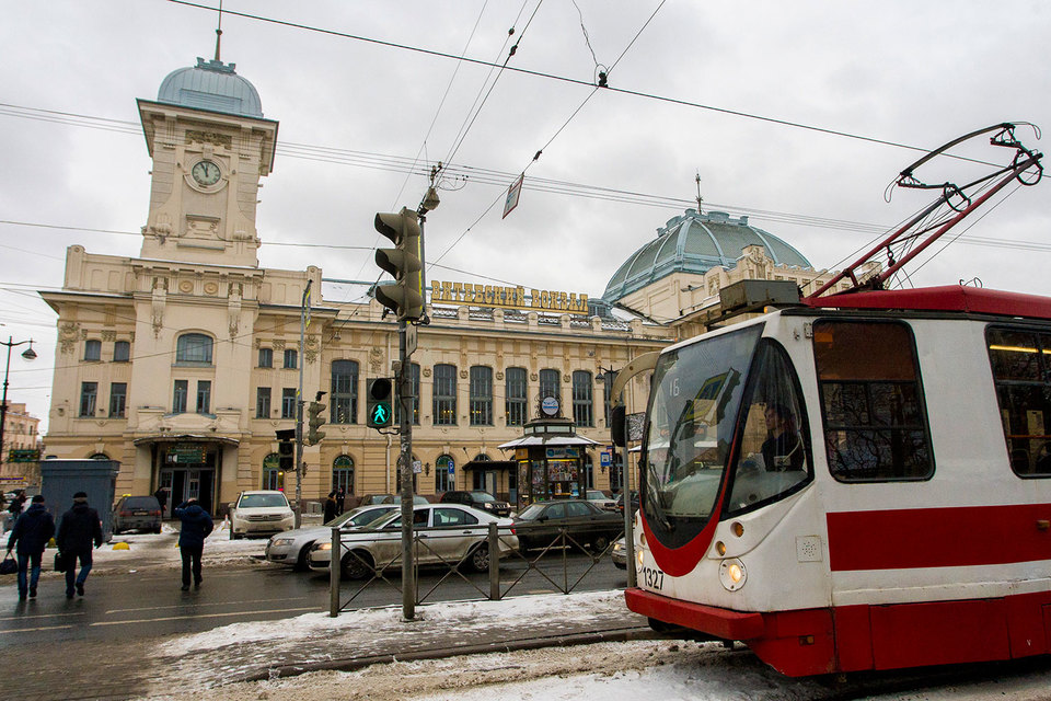 Всего в 2017 г. Петербург закупит 26 трамваев