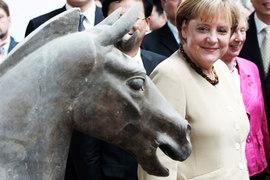 Bloomberg рассказал о российском предвыборном «троянском коне» для Меркель