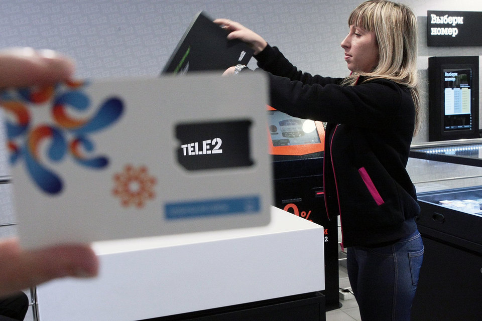 Акционеры Tele2 обсуждают переход мобильного оператора под контроль «Ростелекома»