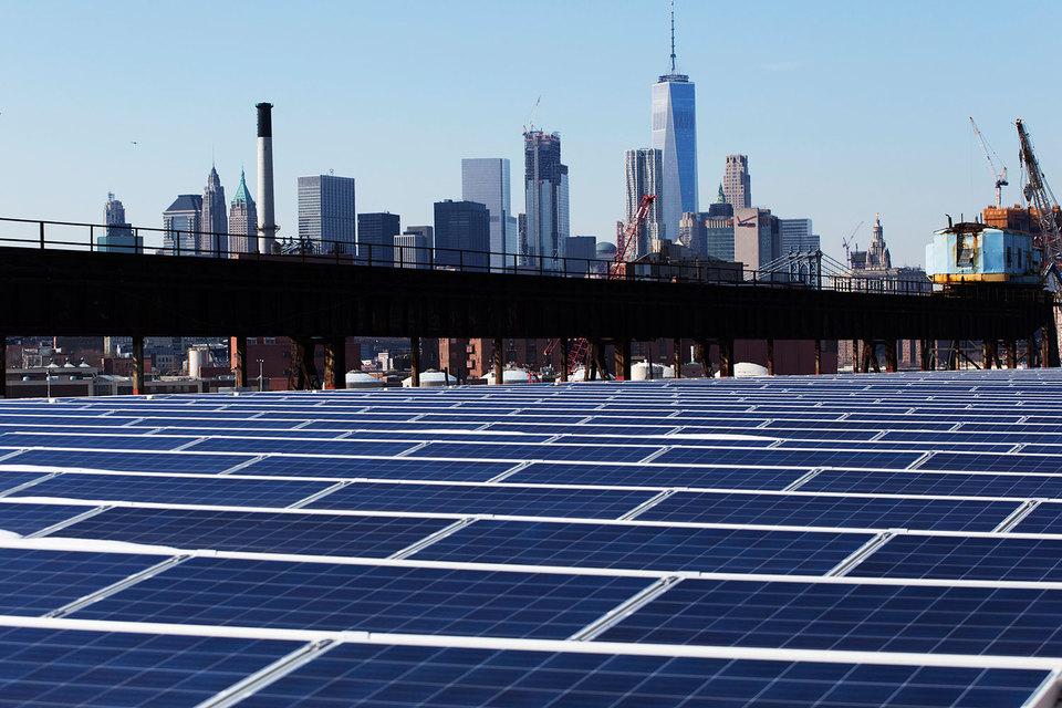 Поддержка властей и снижение издержек привели к быстрому росту сектора солнечной энергетики в США
