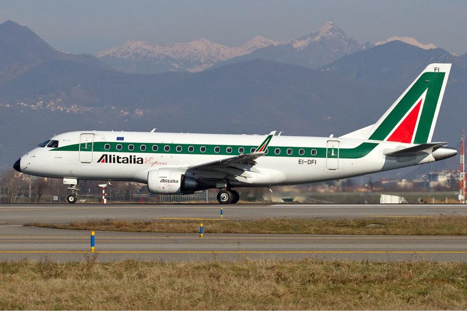 Впервые о банкротстве Alitalia объявила еще в 2008 г.