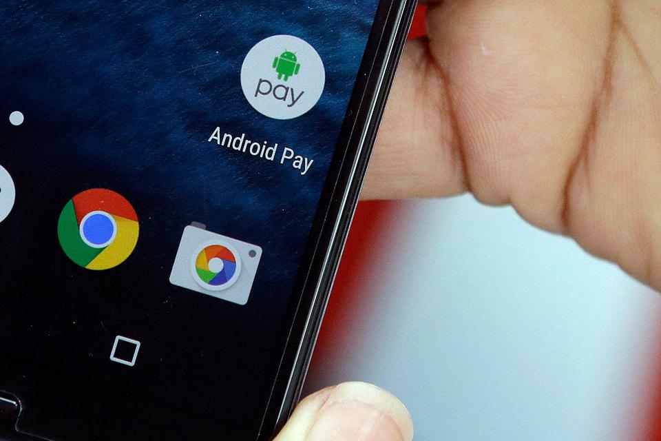 Android Pay выходит на российский рынок последним из мобильных кошельков: