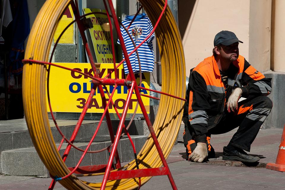 Большое количество медного кабеля высвободилось в ходе модернизации и строительства оптиковолоконной сети по технологии GPON
