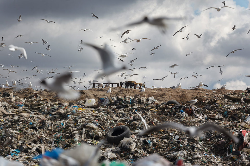 Может появиться запрет назахоронение ТБО— Похороны мусора отменяются
