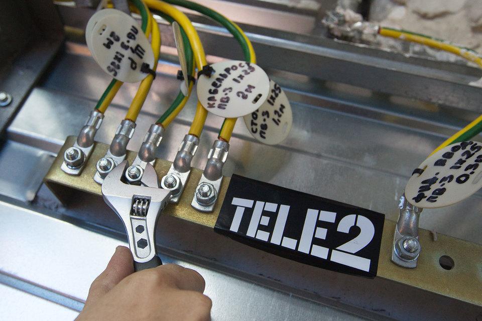 Деньги на постройку сетей Tele2 возьмет из средств, сэкономленных на их обслуживании
