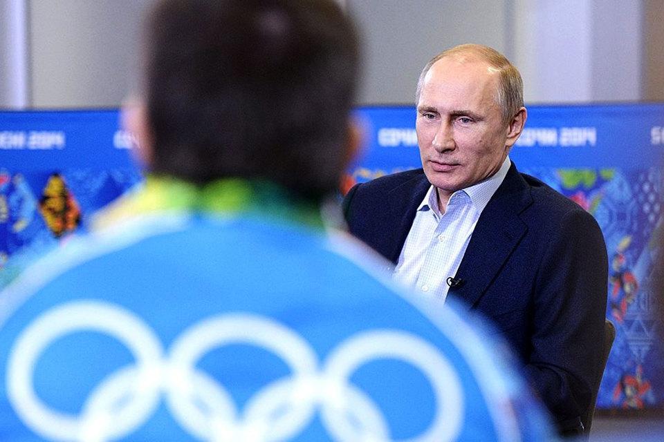 Россия может подать заявку на проведение летних Олимпийских игр 2028 года