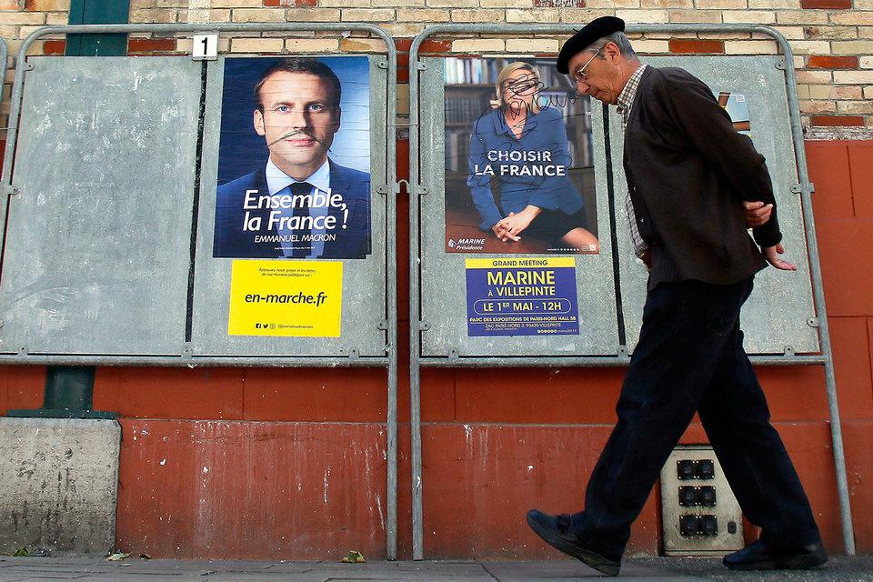 Дуэль Макрона и Ле Пен – это борьба двух стилей лидерства нашего времени