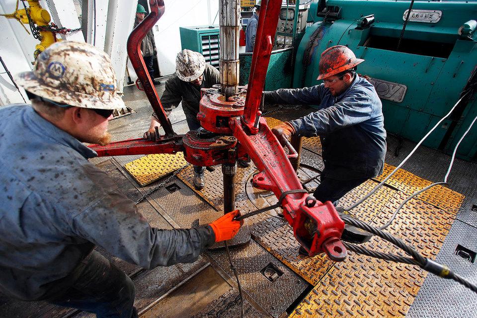 Сланцевая нефтедобыча в США стала рентабельной при $50 за баррель