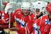Периодически президент приглашает сыграть с ним в хоккей своих  зарубежных коллег. Так, в 2012 г. вместе с ним в матче участвовал президент Финляндии  Сауле Ниинисте (на фото слева от Путина)