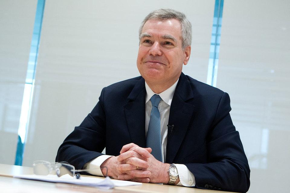 Президент Servier SAS Оливье Лоро