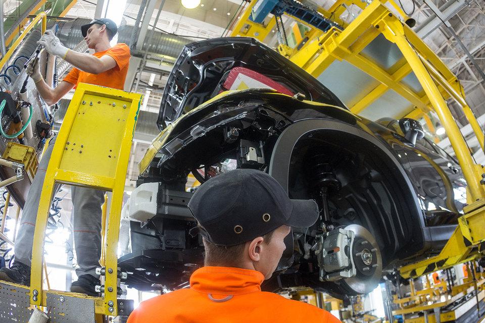 Из-за задержки с созданием инфраструктуры ОЭЗ «Мазда Соллерс мануфэкчуринг рус» в 2015 г. не успело запустить мелкоузловую сборку Mazda-6 и Mazda CX-5