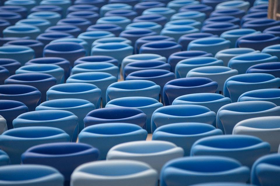 Комплекс будет состоять из двух ледовых арен с трибунами для 20 000 зрителей
