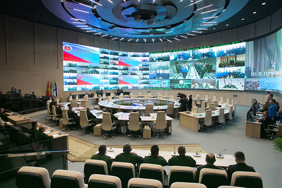 Предметом иска военного ведомства к концерну РТИ в Арбитражный суд являются претензии по контракту о создании Национального центра управления обороной (НЦУО)