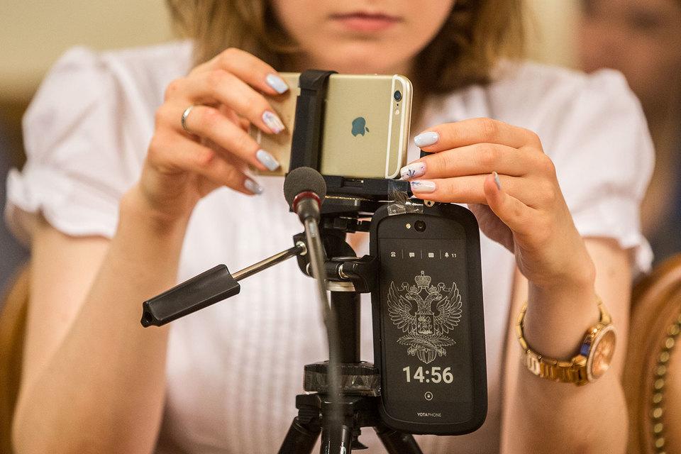 Бум видеосервисов с функцией трансляции помогает российским сотовым операторам больше зарабатывать