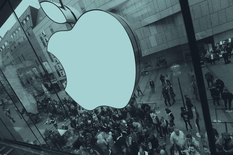 За год акции Apple выросли более чем на 70% – такой доходности позавидуют многие стартапы