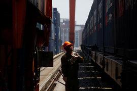 К 2020 г. Китай планирует отправлять в Европу 5000 товарных поездов в год; в 2011 г. их было ничтожно мало, в 2016-м – уже 1500