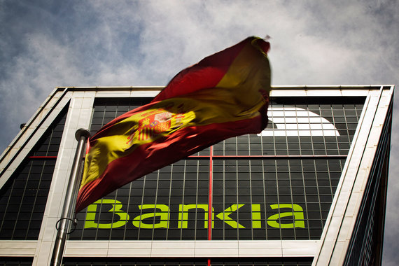 Суд изучит историю IPO и краха испанского банка Bankia