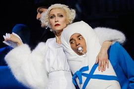 Ингеборга Дапкунайте (слева) сыграла Любовь Орлову