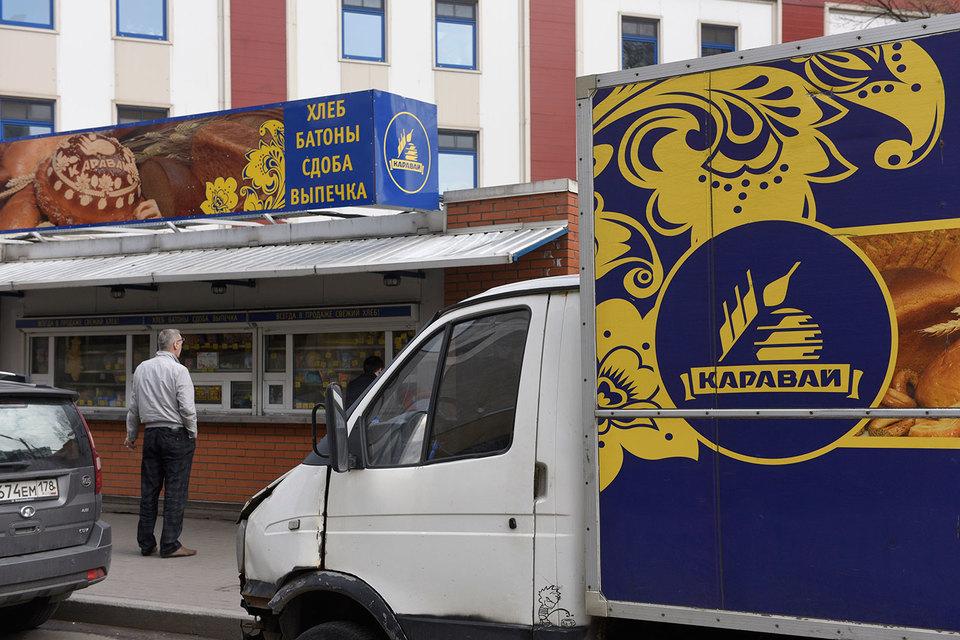 Компания занимает треть петербургского рынка