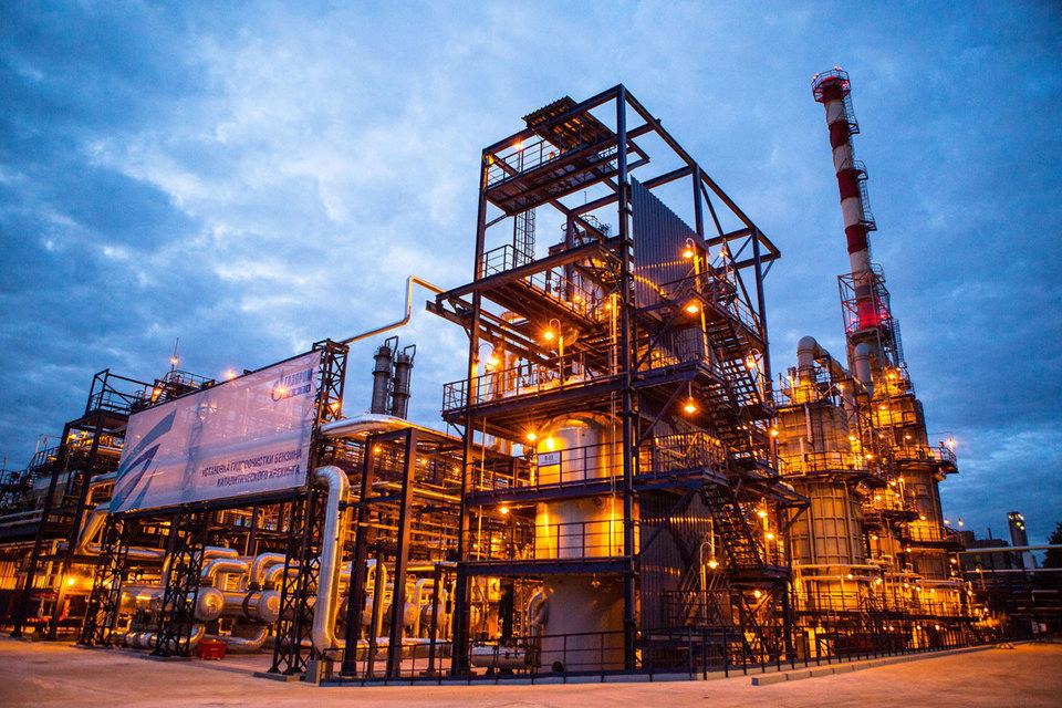 МНПЗ обеспечивает порядка 40% рынка топлива Московского региона