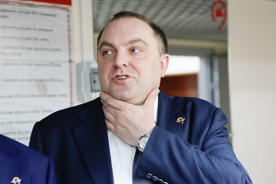 Начальник московского метро Дмитрий Пегов покидает пост