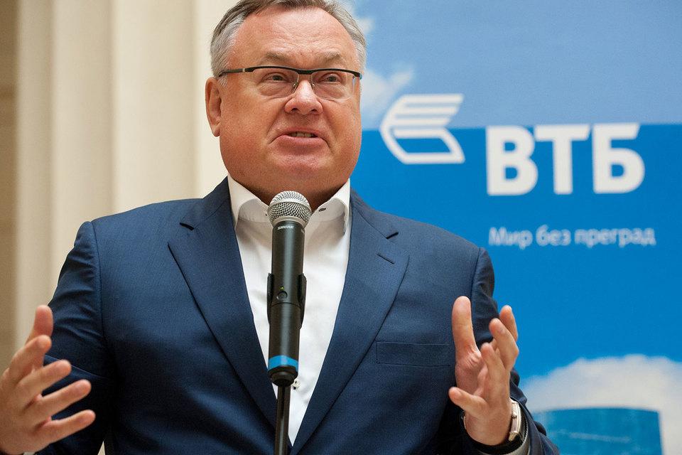 Чистая прибыль ВТБ впервом квартале увеличилась в46 раз