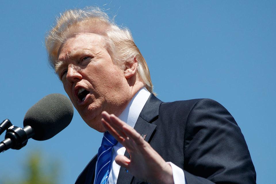 Трамп хочет стимулировать экономику с помощью более выгодной торговли, уменьшения бюрократии и налоговой реформы