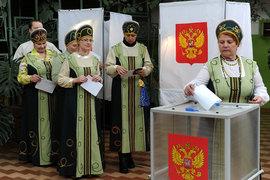 Новый порядок голосования на президентских выборах сначала отрепетируют в регионах